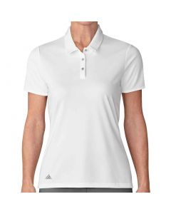 Adidas SS18 Women's Performance Polo White