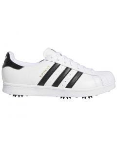 Adidas Superstar Golf Shoes White/Black
