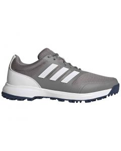 Adidas Tech Response Sl Golf Shoes Grey Three White Profile