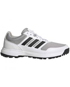 Adidas Tech Response Sl Golf Shoes White Black Profile