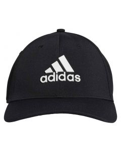 Adidas Tour Fitted Hat Black/White