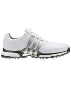 Adidas Tour360 XT Golf Shoes White/Silver 15373