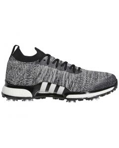 Adidas Tour360 XT Primeknit Golf Shoes Black/White