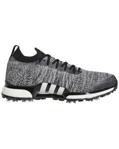 Adidas Tour360 XT Primeknit Golf Shoes Black/White