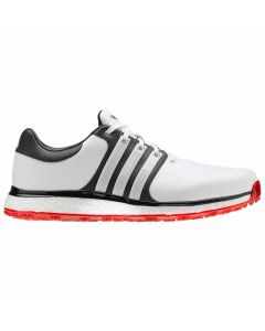 Adidas Tour360 XT-SL Golf Shoes White/Black/Red