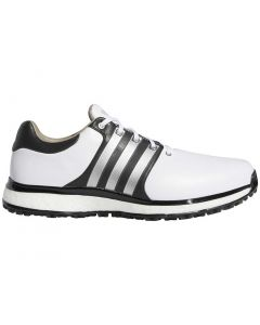 Adidas Tour360 XT-SL Golf Shoes White/Silver/Black