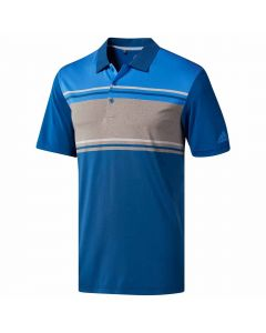 Adidas SS19 Ultimate365 Classic Merch Polo Blue/Grey