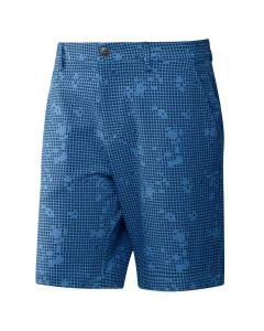 Adidas Ultimate365 Night Camo Print Shorts Focus Blue