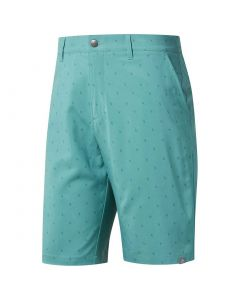 Adidas Ultimate365 Pine Cone Critter Print Shorts True Green