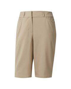 Adidas Women's Club Bermuda Shorts Trace Khaki