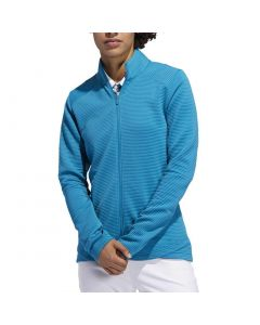 Adidas Women's Essential Textured Jacket Active Teal