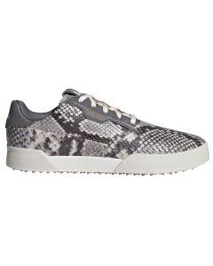 Adidas Women's AdiCross Retro Golf Shoes Chai White/Grey Four