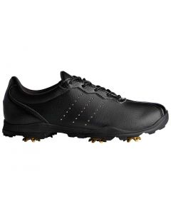 Adidas Women's AdiPure DC Golf Shoes Black/Gold