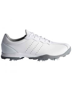 Adidas Women's AdiPure DC Golf Shoes White/Silver