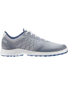 Adidas Womens Alphaflex Sport Golf Shoes Whitetech Indigo Profile