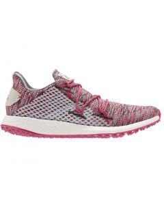 Adidas Women's CrossKnit DPR Golf Shoes Grey/Wild Pink