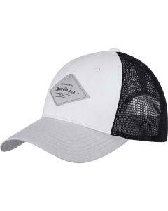 Adidas Womens Printed Mesh Back Hat White