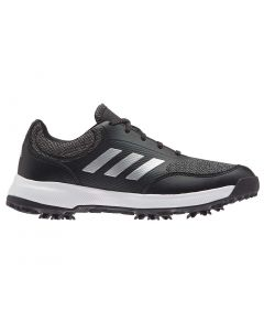 Adidas Women's Tech Response Golf Shoes Black/Silver/Grey Four