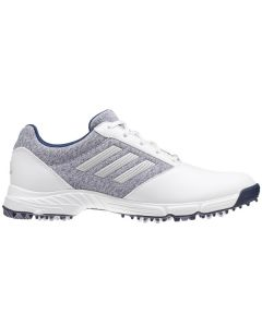 Adidas Women's Tech Response Golf Shoes White/Navy