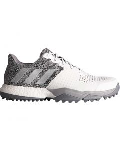 Adidas AdiPower Sport Boost 3 Golf Shoes White/Grey