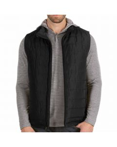 Antigua Atlantic Vest Black
