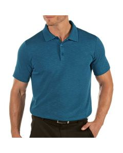 Antigua Fade Polo Dark Aegean Heather