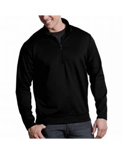Antigua Leader Pullover Black