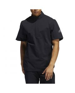 Apparel Adidas Fw20 Provisional Short Sleeve Rain Jacket Black