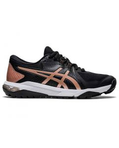 Asics Women's GEL-Course Glide Golf Shoes Black/Rose Gold