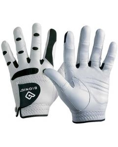 Bionic StableGrip Golf Glove White