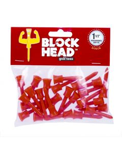 Block Head Golf Tees 1.5 inch