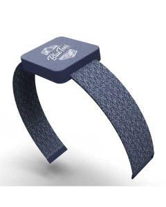 Blue Tees Golf Magnetic Rangefinder Strap Navy