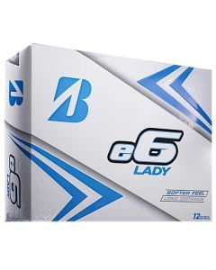 Bridgestone Women's e6 Lady Personalized Golf Balls