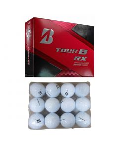 Bridgestone Prior Generation Tour B Rx White Bagged Golf Balls