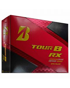 Bridgestone Prior Generation Tour B RX Yellow Golf Balls