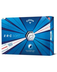 Callaway ERC Soft Personalized Golf Balls