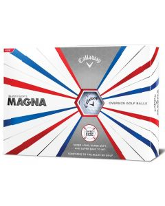 Callaway Supersoft MAGNA Personalized Golf Balls