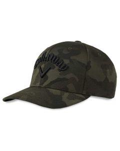Callaway Camo FlexFit Snapback Hat