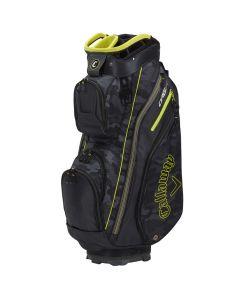 Callaway Org 14 Cart Bag Black Camo Charcoal