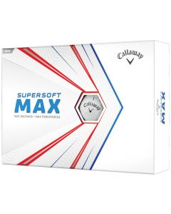 Callaway Supersoft MAX Personalized Golf Balls