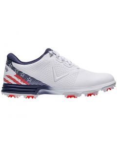 Callaway Coronado Golf Shoes Red/White/Blue