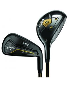 Callaway Women's Epic Forged Star Combo Irons