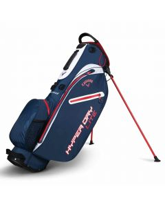 Callaway Hyper Dry Lite Stand Bag Navy/White/Red
