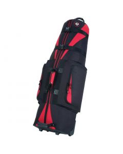 Golf Travel Bags Caravan 3.0 Travel Bag Black/Red