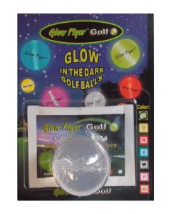 Charter Glow Flyer Glowing Golf Ball