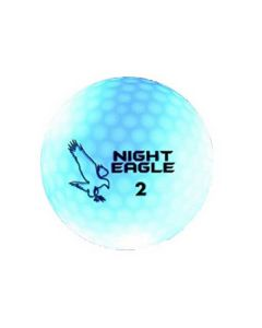 Night Eagle Glow Ball Blue