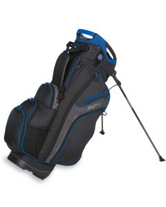 BagBoy Chiller Hybrid Stand Bag Black/Charcoal/Royal