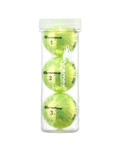 Chromax M5 3 Pack Golf Balls Green