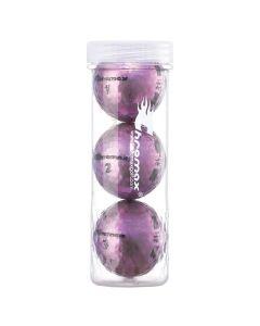 Chromax M5 3 Pack Golf Balls Purple