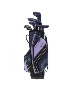 Cleveland Women's Bloom Complete Set Navy/Purple
